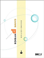 Game Physics, by David H. Eberly